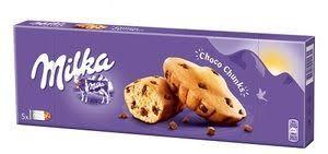 milka choco chunks mini cakes 140g milka chocolate mini
