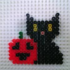 Halloween Perler Bead Templates 236 best hama halloween images on pinterest hama beads beads