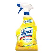 lysol all purpose cleaner trigger soap scum remover lysol