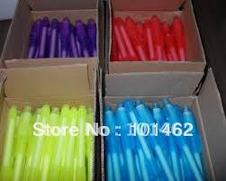 500pcs lot plastic Invisible Ink Pen with UV Black Light Wholesale