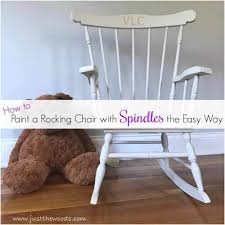 How To Paint A Rocking Chair With Spindles The Easy Way The Best Paint Pens Markers For Wood In 20 Diy Hack Using Denatured Alcohol To Strip Stain Adirondack Chair Plans Painted Rocking A You Can Do That Sweet Tea Life Shaker Style Is Back Again As Designers Celebrate The First Refinish An Antique 5 Steps With Pictures How To Make Clothespin Wooden Clothespin Build A Wikihow Lovely Little Chalkboard Clips Cute Rabbit Coat Clothes Hanger Rack Child Baby Kids Spindles Easy Way