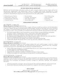 Cover Letter For Human Resources Position Resume Examples Plus Sample Hr J A C Q U E L Y N R K O H S
