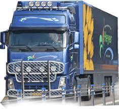 Heyer Flower Export Trucks