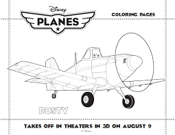 Disney Planes Printable Coloring Pages Dot To And Mini Activities For Kids
