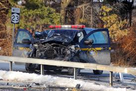 Upstate NY Pickup Truck Driver, 87, Dies In Collision With State ...