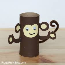 Paper Roll Animals Frugal Fun For Boys And Girls