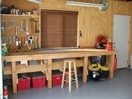 ideas workbench height best house design comfortable workbench