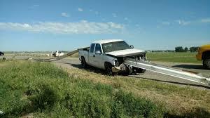 100 Pickem Up Truck Store Bizarre Vehicle Crash Reported Near Aberdeen Stolen Truck Impaled