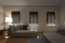 zimmer tennis wohnzimmer projekt 3d grafik modern