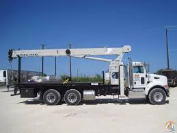 National 571E Boom Truck - Peterbilt Model 348 Crane For Sale Or ...
