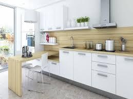 White Kitchen Units What Colour Walls And Decor