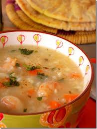 cuisine choumicha soupe de crevettes le cuisine de samar