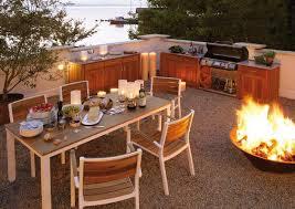 outdoor küche deck weishäupl bild 23 schöner wohnen