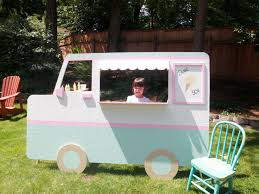 June's Ice Cream Social DIY Vintage Style Children's Ice Cream Truck ...
