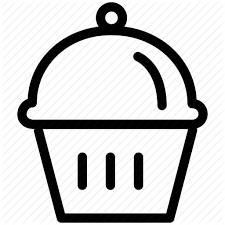 Birthday Cake Cream Creative Cupcake Desset Grid Muffin