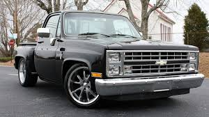 1986 Chevrolet C10 Pickup Presented As Lot W117 At Kissimmee, FL ...