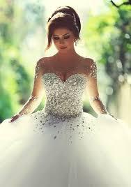 Cinderella s Dream e True 23 Seriously Stunning Wedding Dresses