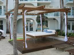 bedroom outdoor bedroom canopy with swing bed outdoor bedroom