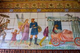 Denver Airport Murals Painted Over by Lesley Murphy