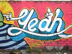 Graffiti Art Words