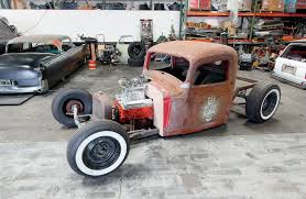 1938 Chevrolet Rat Rod Pickup - EZ Street