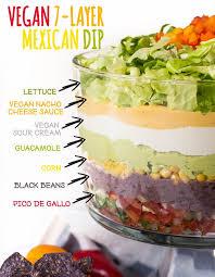 dips cuisine vegan 7 layer dip recipe dips cuisine and