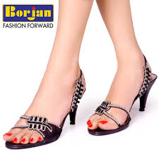 latest new borjan footwear for eid ul fitr 2014 2015 for women 8