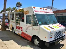 Stickhouse Food Truck Transports Gelato To The Streets Of Westwood ... Commission Moves To Legalize Regulate Food Trucks Santa Monica Global Street Food Event With Evan Kleiman In Trucks Threepointsparks Blog Private Ding Arepas Truck In La Fast Stock Photos Images Alamy Best Los Angeles Location Of Burger Lounge The Original Grassfed Presenting The Extra Crispy And Splenda Naturals Truck Tour Despite High Fees Competion From Vendors Dannys Tacos A Photo On Flickriver