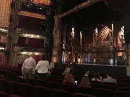The PrivateBank Theatre Picture of CIBC Theatre Chicago