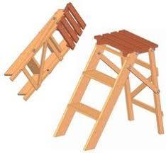 folding step stool plans free benches pinterest stools
