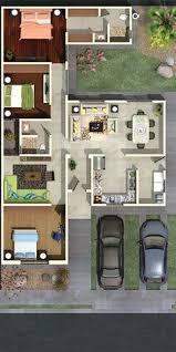 Sims 3 Floor Plans Small House by 50 Three U201c3 U201d Bedroom Apartment House Plans Apartment Floor Plans