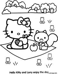 Coloriage Dessin Hello Kitty 80 Dessin Dedans Hello Kitty Coloriage