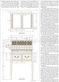 100 secretary desk with hutch plans plans to make computer