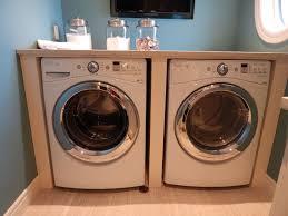 die waschmaschine im bad verstecken kreative ideen im bad11