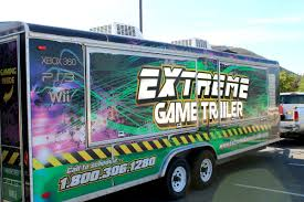 Game Truck Rental In Oceanside | Game Trailer Rentals Polkadots On Parade Extreme Game Truck Birthday Party Hes 10 Tailgamer Mobile Video Parties Mt Pocono Pa Beyevogametruckcoolbirthdayidea Buckeye Game Rider Nj Our Services Kids Bus The Best Around Business Of Interest Table Hopping Playbox Is Utahs And Trailer For In New York City Long Island Gaming Theater Akron Canton Cleveland Oh North Carolina Fayetteville Pinehurst Rental Oceanside Rentals