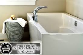 Bathtub Resurfacing Los Angeles by Peter U0027s Bathtub Refinishing U0026 Reglazing Studio Pasadena Ca