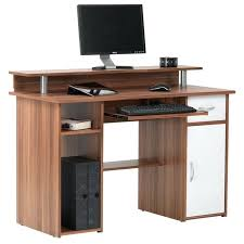 Black Gloss Corner Computer Desk by Appealing Walnut Computer Desk Images U2013 Navassist Me