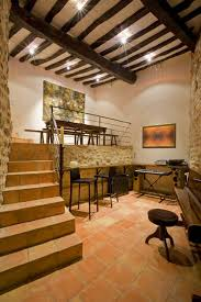 Modern The Barlike Home Music Room Studio Design