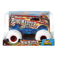 Hot Wheels Monster Trucks 1:24 Scale Ring Master Vehicle - Walmart.com Budhatrains Gallery Clodtalk The Nets Largest Rc Monster Amazoncom Hot Wheels 2013 164 Scale Spiderman Monster Jam Truck New Disney Pixar Cars Truck With Lightning Mcqueen Spiderman Wroclaw Poland October 1 Jam Stock Photo Edit Now 85869679 Video Tricitiensight Inflatable Monster Truck W B Flickr In Cartoon Amazing For Kids Cartoon Mickey Mouse Dinosaurs Fun Spiderman At Show 0960740006 Hot Wheels Shopee Majorette 3 Big Wheels
