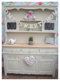 Shabby Chic Dining Room Hutch by 51 Best Welsh Dresser Ideas Images On Pinterest Furniture