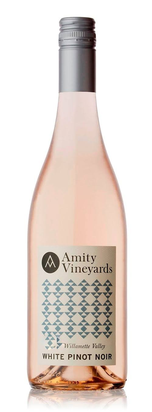 Amity Vineyards White Pinot Noir 750M