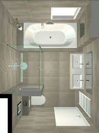 badkamertekening badezimmer umbau badezimmer kleine
