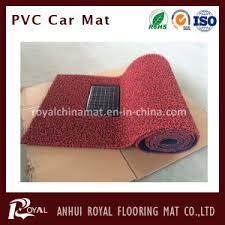 Popular PVC Floor Covering Car Mats Best Price Guaranteed