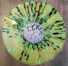 Smashing Pumpkins Greatest Hits Vinyl by Teenage Time Killers Greatest Hits Vol 1 Yellow Green