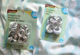 Dritz Curtain Grommet Kit by Curtain Grommet Kit Decorate The House With Beautiful Curtains