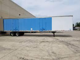 100 Kentucky Truck And Trailer 2001 53 Ft Dry Van For Sale Killeen TX 3003