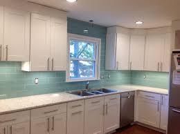 2x8 Glass Subway Tile by Sky Blue Glass Subway Tile Modwalls Lush 3x6 Modern Bathroom