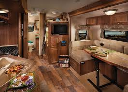 5th Wheel Campers With Bunk Beds by Top 5 Travel Trailers Under 20 000 On A Budget Rvp
