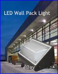 2 pack 100 watt led wall pack security lights replaces 400 600w