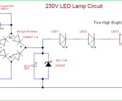 circuit diagram for led house bulb archives theorycircuit do
